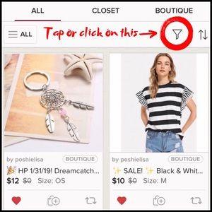 Other - 🌀how 2 navigate my closet